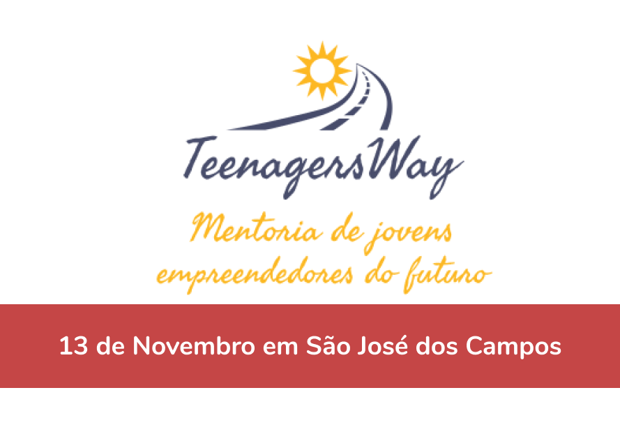 Eventos - TeenagersWay promove o evento: Talk about